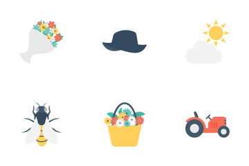 Nature And Gardening 1 Icon Pack