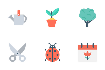 Nature And Gardening 2 Icon Pack