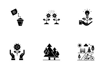 Nature And Outdoor Icon Pack