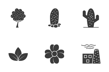 Nature And Park Icon Pack
