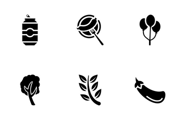 Nature And Picnic Icon Pack