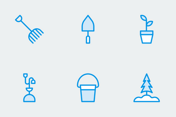 Nature & Ecology Cute Style Icon Pack