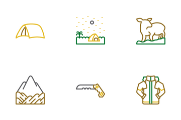 Nature & Outdoor Icon Pack
