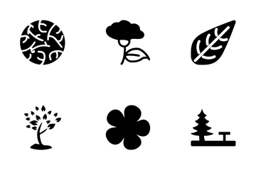 Nature Vector Icons Icon Pack