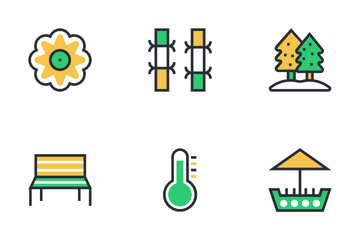 Nature Vol 1 Icon Pack