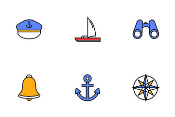 Nautical Icon Pack