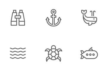 Nautical Icon Pack