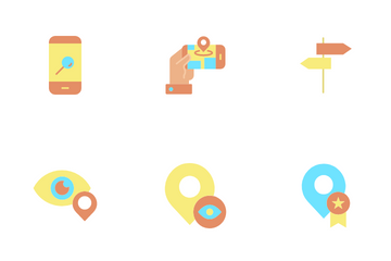 Navigation Icon Pack
