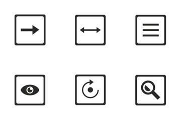 Navigation Elements  Icon Pack