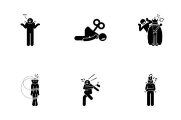 Negativity Icon Pack