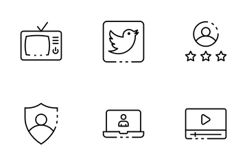 Network And Communication Icon Pack