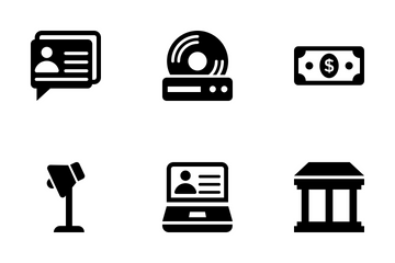 Network And Communication Vol 1 Icon Pack