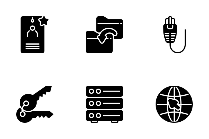 Security And Antivirus Icon Pack Line Icons Iconscout