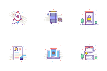Network & Communications Icon Pack