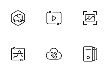 Network Connection Icon Pack