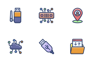 Networking Icon Pack