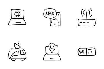 Networking Vol 1 Icon Pack
