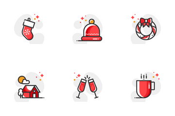 New Year Icon Pack