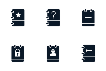 Notes Icon Pack