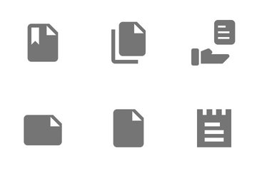 Nova Free Icon Pack - Solid Icon Pack