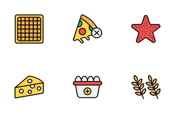 Nutirition Icon Pack