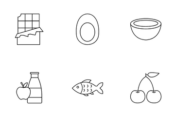 Nutrition Icon Pack