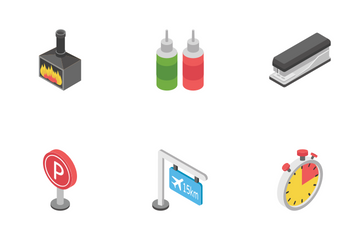 Objects Icon Pack