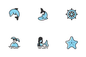 Ocean  Icon Pack