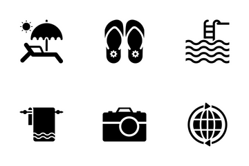 Ocean And Sea Life 2 Icon Pack