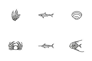 Ocean Vol 2 Icon Pack