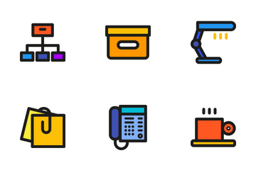 Office 1 Icon Pack