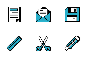 Office Tools Icon Pack