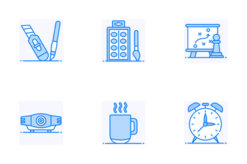 Office Accessories Icon Pack