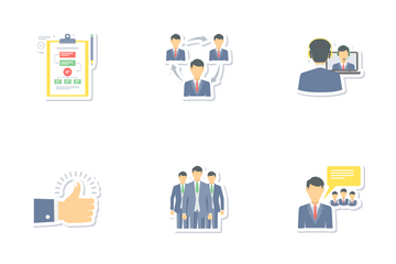 Office And Business Part 2 Icon Pack