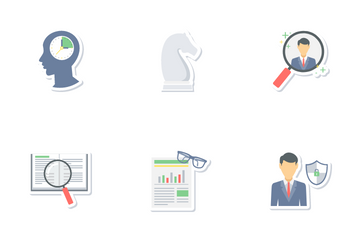 Office And Business Part 3 Icon Pack