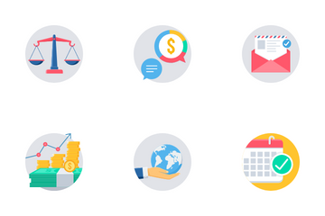 Office And Business Set 2 Icon Pack