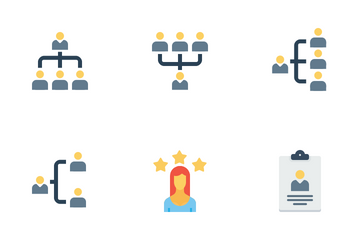 Office And Employment  Icon Pack