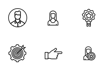 Office And Employment Vol 1 Icon Pack