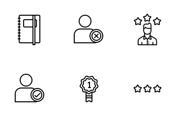 Office And Employment Vol 2 Icon Pack