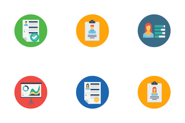 Office And Employment Vol 3 Icon Pack