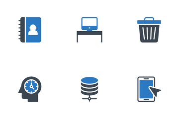 Office And Internet Icon Pack
