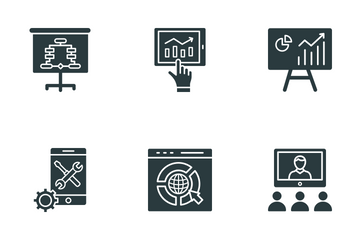 Office And Jobs Icon Pack