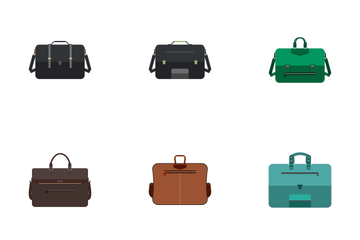 Office Bag Vol 1 Icon Pack