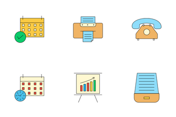 Office Business Icon Pack