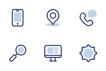 Office Elements Icon Pack