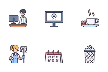 Office Space Icon Pack