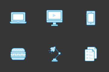 Office Stuff Icon Pack