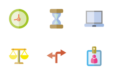 Office Supply 2 Icon Pack