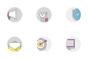 Office-Web Icon Pack