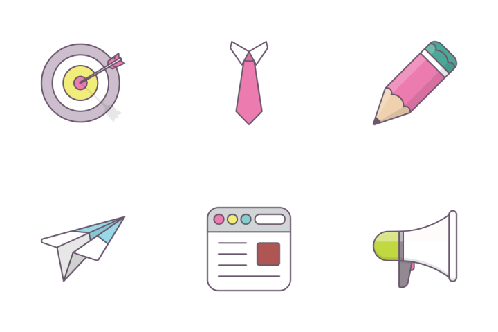 Office-Web Vol 3 Icon Pack